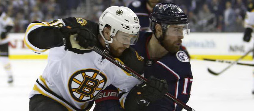 Columbus Blue Jackets - Boston Bruins: Ponturi hochei NHL