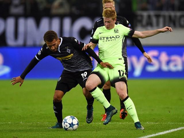 Manchester City - Monchengladbach