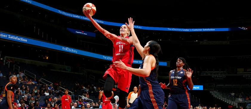 «Вашингтон Мистикс» – «Коннектикут Сан»: прогноз на финал WNBA