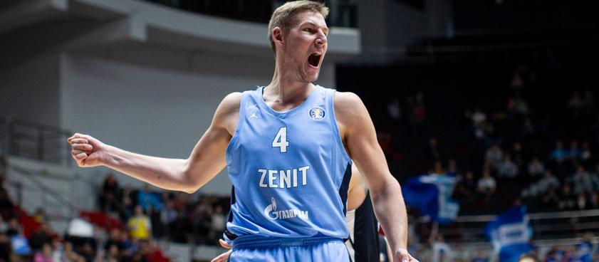 «Цмоки-Минск» – «Зенит»: прогноз на баскетбол от Дмитрия Герчикова
