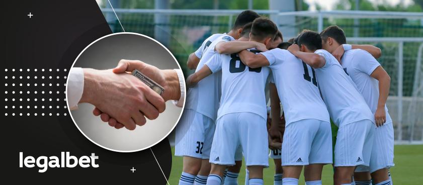 ФК «Жетысу» уволил игрока за организацию договорных матчей