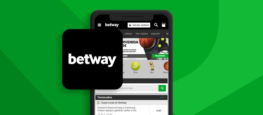 Betway App: Cómo descargar la app móvil para iOS y Android