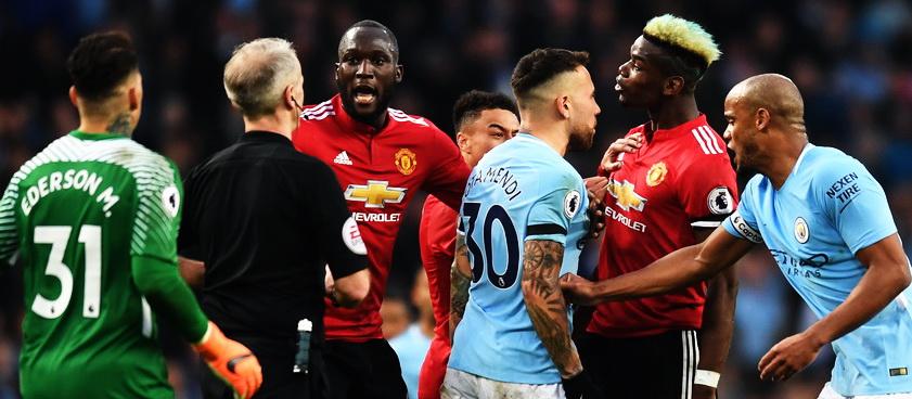 Manchester United - Manchester City. Predictii Pariuri Premier League