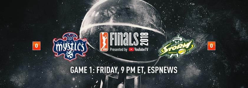 Анонс и ставки на финальные матчи WNBA: Сиэттл Шторм - Вашингтон Мистикс