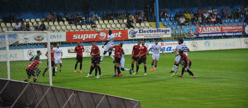 Concordia Chiajna - FC Viitorul. Pontul lui Karbacher