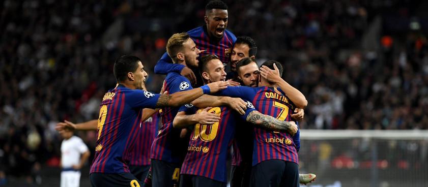 Pronóstico Manchester United - FC Barcelona, Champions League 10.04.2019