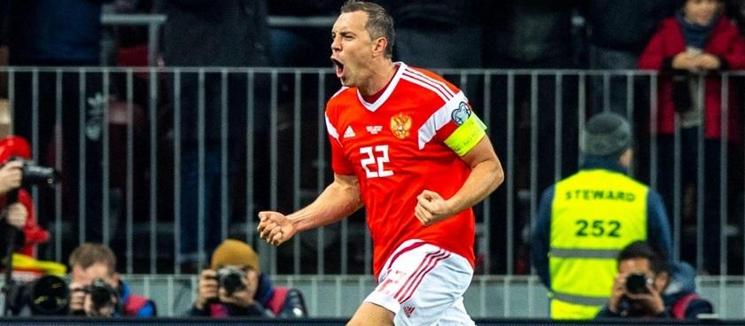 Ρωσία - Βέλγιο: ένα προγνωστικό για τα προκριματικά του Euro 2020 από τον Vladislav Baturin