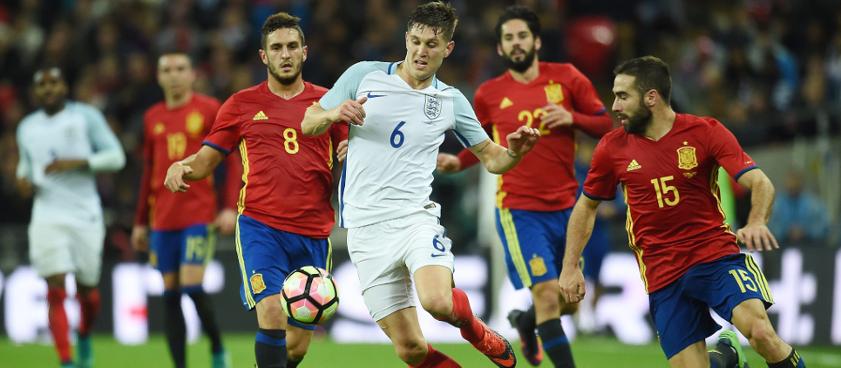 Las claves de Inglaterra frente a España - UEFA Nations League 2018