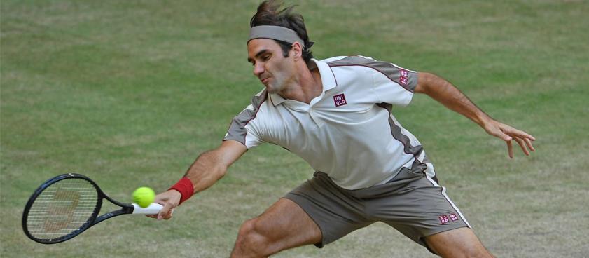 Полуфиналы Халле: Переоцененный Федерер и прогресс Берретини