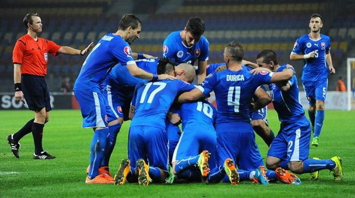 Словакия – Англия: англичан ждёт непростой матч!