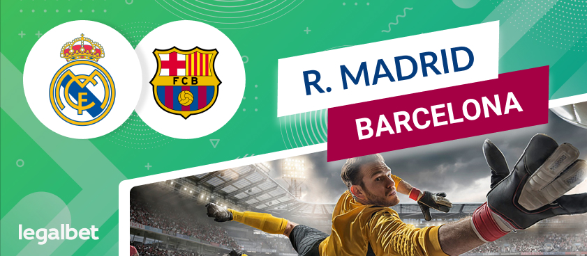 Real Madrid - Barcelona betting predictions, tips and odds