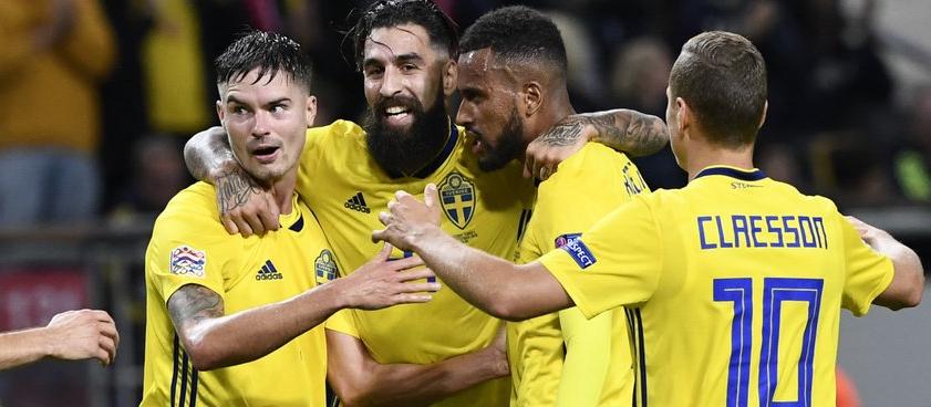 Pronóstico Suecia - Rusia, UEFA Nations League 20.11.2018