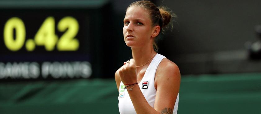 Pronóstico Garbiñe Muguruza - Karolina Pliskova, Open de Australia 2019