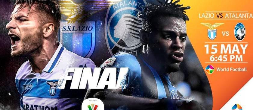 «Аталанта» - «Лацио»: прогноз на финал Кубка Италии. Рим и опыт победы в Кубке