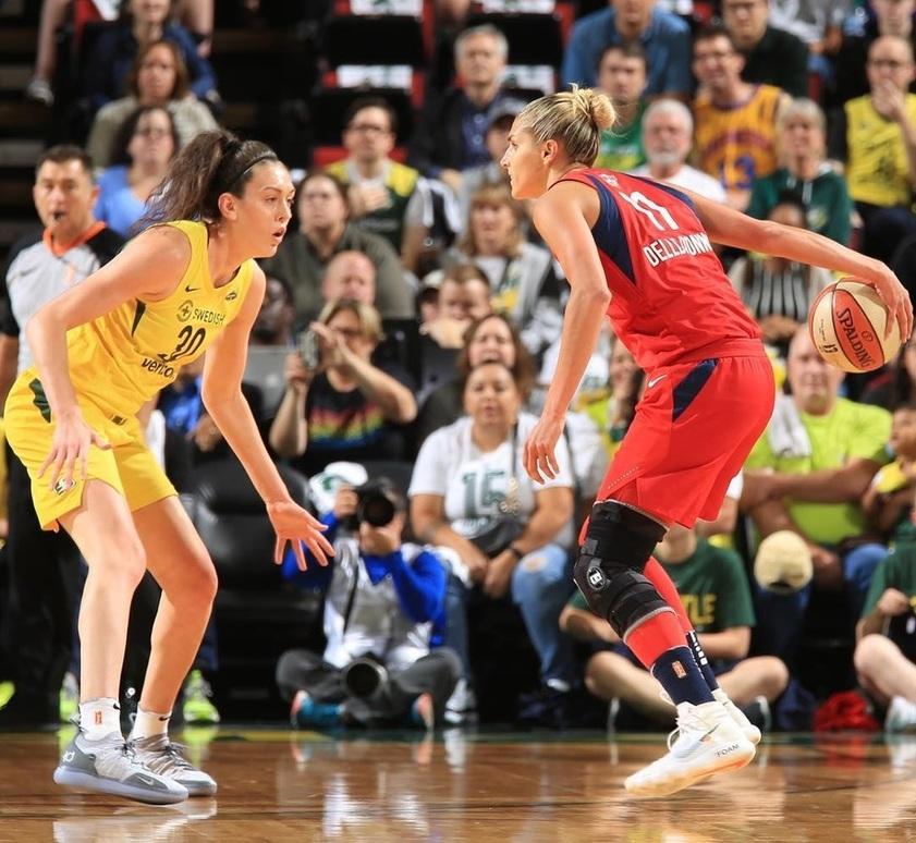 «Сиэттл Шторм» - «Вашингтон Мистикс» прогноз на второй финальный матч WNBA