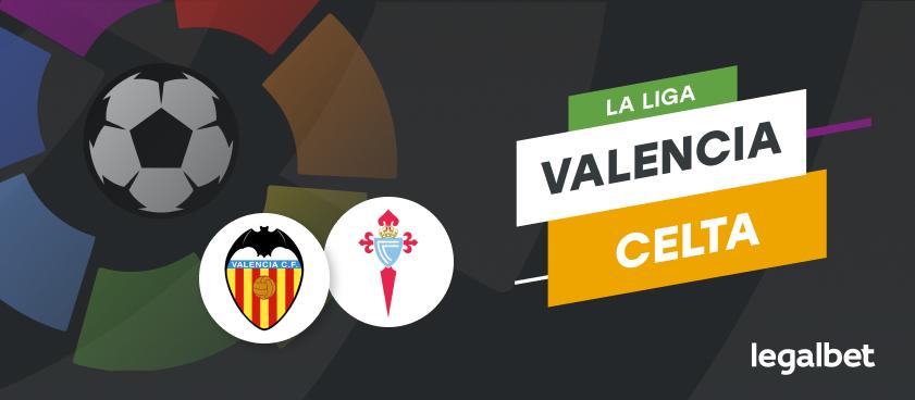 Apuestas Valencia - Celta