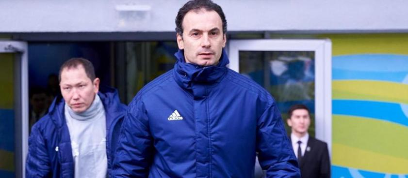 Новый главный тренер «Тобола»