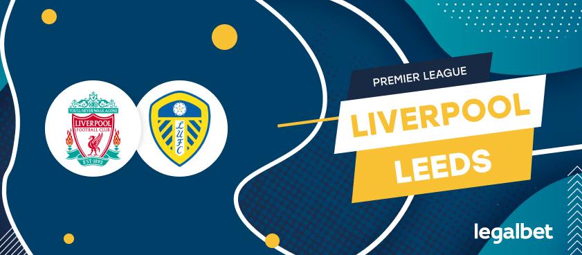 Liverpool vs Leeds 20/21