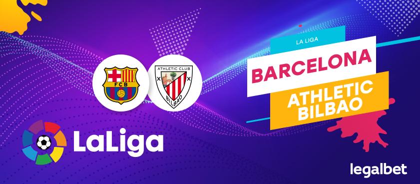 Previa, análisis y apuestas FC Barcelona - Athletic Club Bilbao, La Liga 2020