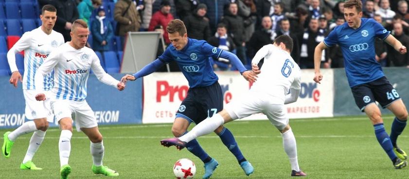 Isloch Minsk - Dinamo Brest. Pontul lui Nica