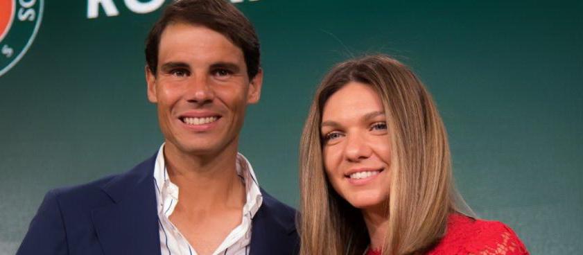 Simona Halep si Novak Djokovic vor sa participe la US Open 2020