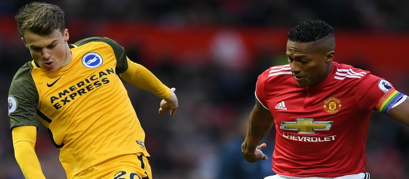 Brighton - Manchester United. Pontul lui Nica
