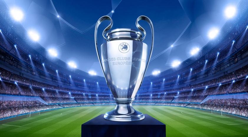 Наконец то Лига Чемпионов! Поднимем бабосиков. ;)