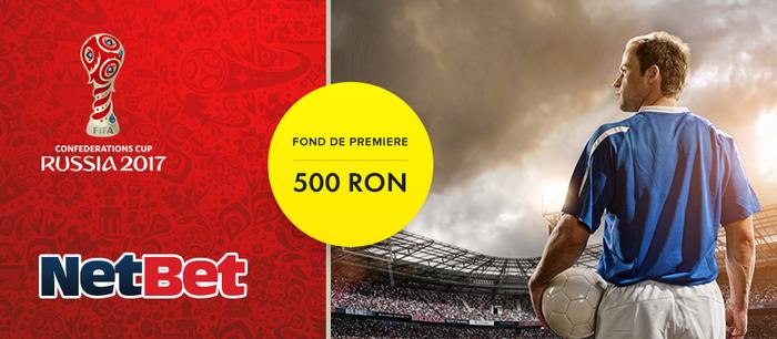 Castiga 500 RON pentru pronosticurile tale de la Cupa Confederatiilor!