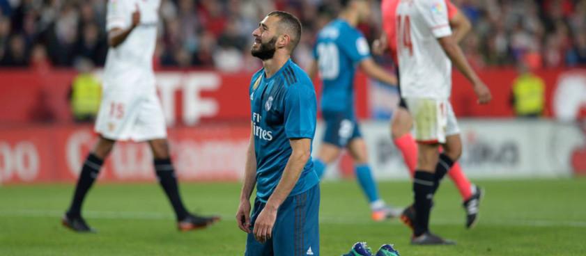 Pronóstico Sevilla - Real Madrid, La Liga 26.09.2018