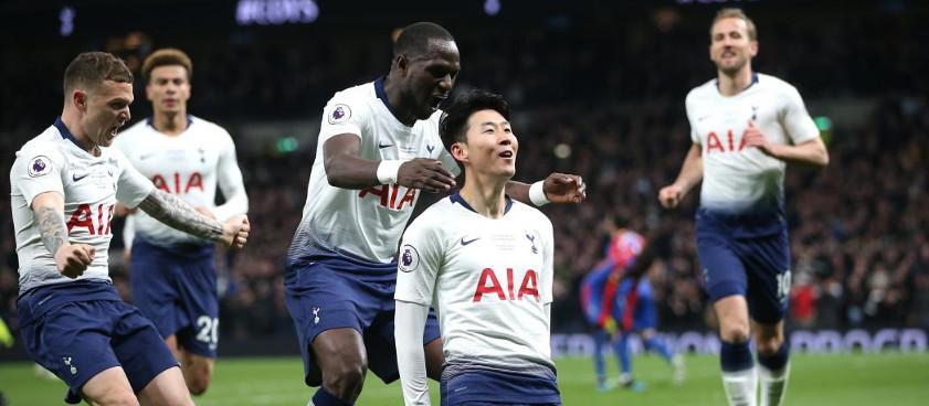 Pronóstico Tottenham - West Ham, Premier League 2019