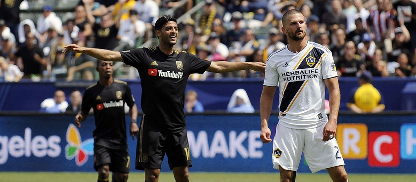 Los Angeles Galaxy - Los Angeles FC: Pronosticuri fotbal MLS