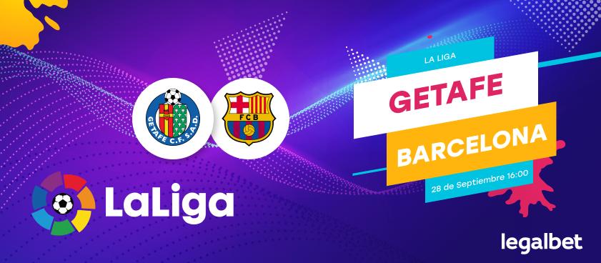 Previa Getafe - FC Barcelona, La Liga 2019