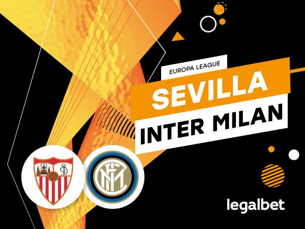 Mario Gago: Previa, análisis y apuestas Sevilla - Inter Milan, Europa League 2020.