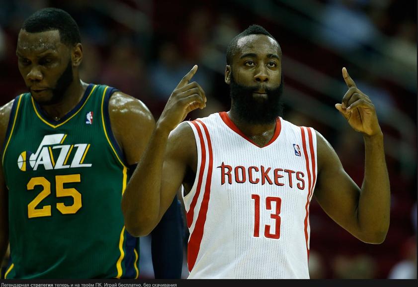НБА.Юта-Хьюстон