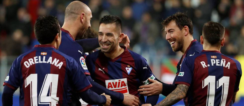 Pronóstico Eibar - Celta de Vigo, La Liga 2019