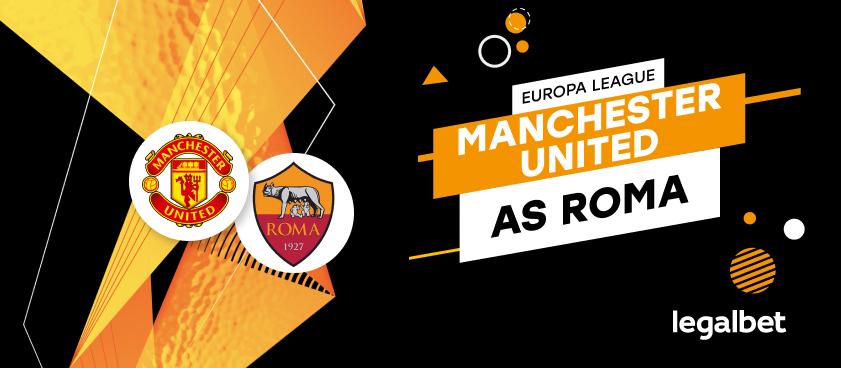 Apuestas y cuotas Manchester United - Roma, Europa League 2020/21