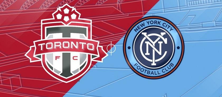 Toronto FC - New York City. Pontul lui IulianGGMU