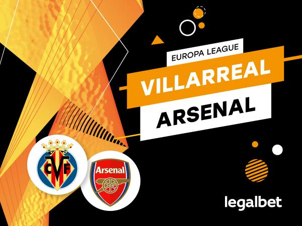 Antxon Pascual: Apuestas y cuotas Villarreal - Arsenal, Europa League 2020/21.