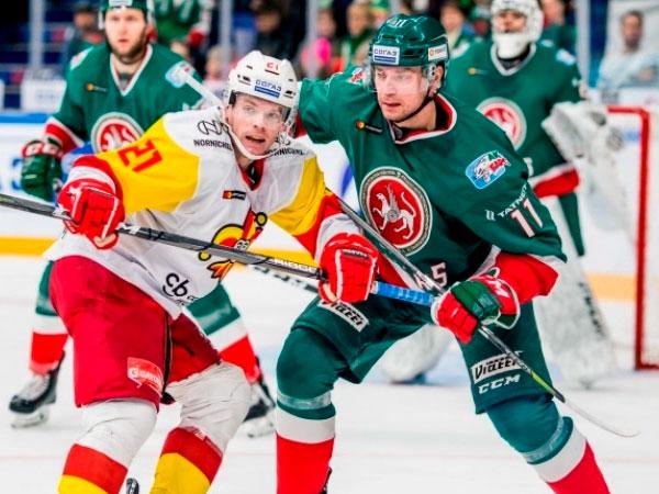 Константин Федоров: Прогноз на матч КХЛ «Йокерит» - «Торпедо»: результативное возвращение домой.