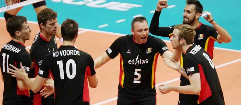 Словакия – Бельгия: прогноз на волейбол от Volleystats
