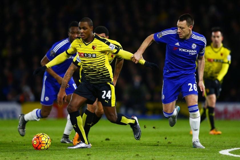 Chelsea - Watford, meci fără miză pe Stamford Bridge !