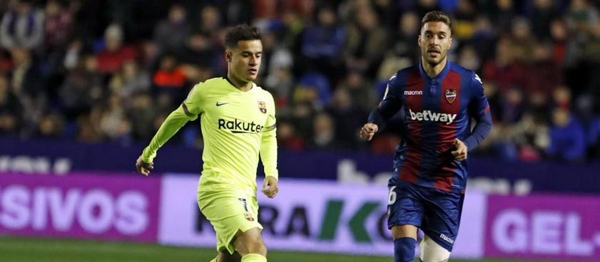 FC Barcelona - Levante. Pronosticuri Pariuri Cupa Spaniei