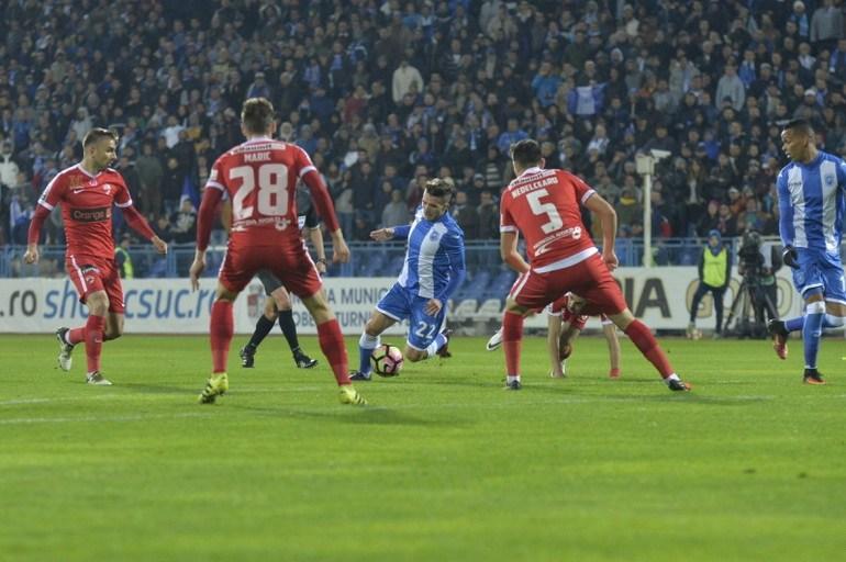 Dinamo Bucuresti - CS U Craiova, un nou derby pe National Arena