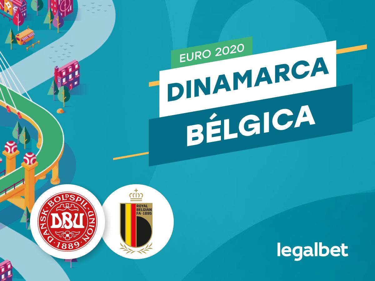 Antxon Pascual: Apuestas y cuotas Dinamarca - Bélgica, Euro 2020.
