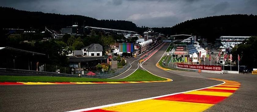 Формула-1. Гран-при Бельгии: гонка на выживание