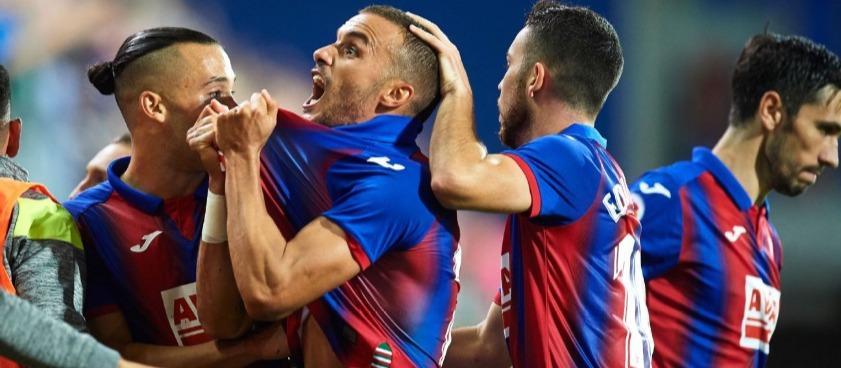 Στοίχημα στο Eibar vs Celta de Vigo