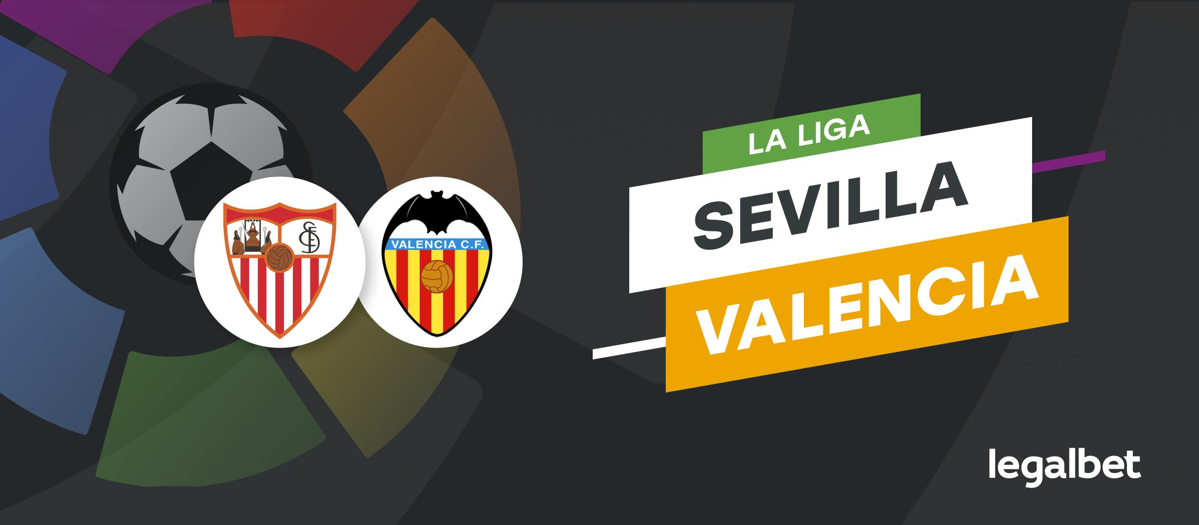 Apuestas Sevilla - Valencia