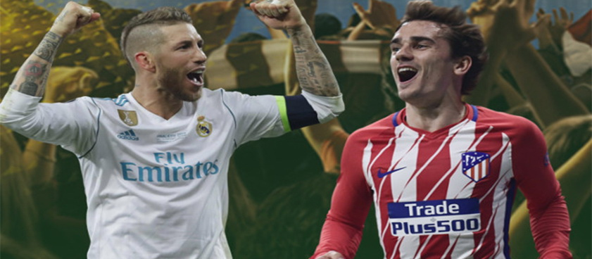 Pontul meu de la marele meci Real Madrid vs Atletico Madrid