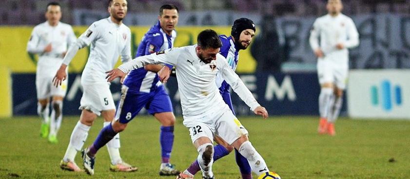 FC Voluntari - ACS Poli Timişoara (play-out). Pontul lui Karbacher