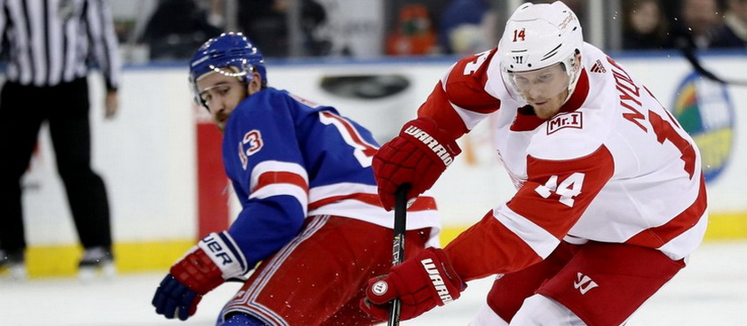 New York Rangers vs Detroit Red Wings: Ponturi hochei NHL